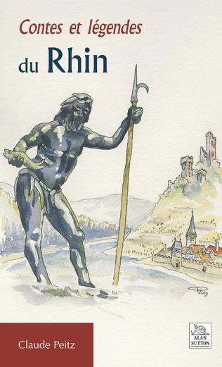 Couverture Contes et légendes du Rhin
