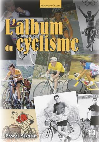 Couverture L'Album du cyclisme