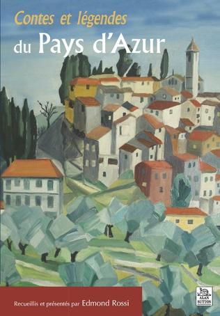 Couverture Contes et légendes du Pays d'Azur