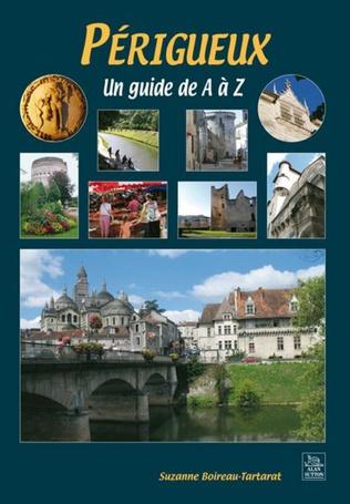 Couverture Périgueux, un guide de A à Z