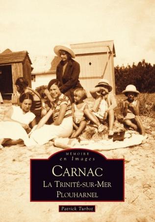 Couverture Carnac, la Trinité-sur-Mer, Plouharnel