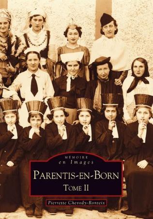 Couverture Parentis-en-Born - Tome II