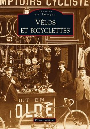 Couverture Vélos et bicyclettes