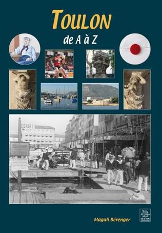 Couverture Toulon de A à Z