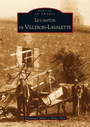 Couverture Villebois-Lavalette (Le canton de)