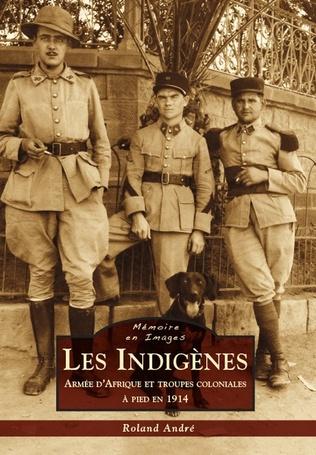 Couverture Les Indigènes