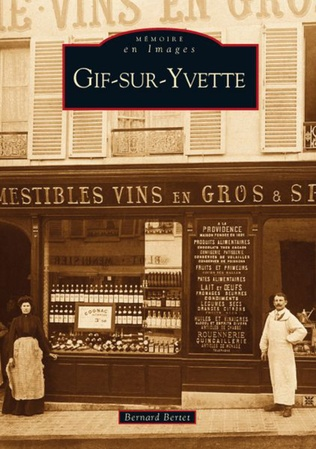 Couverture Gif-sur-Yvette
