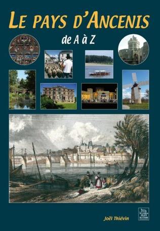 Couverture Ancenis de A à Z (Le Pays d')