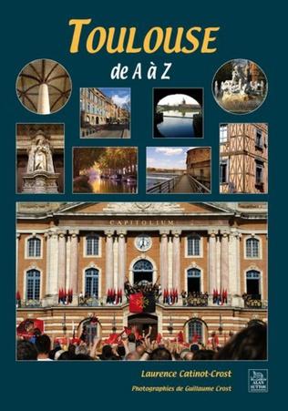 Couverture Toulouse de A à Z