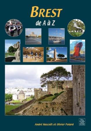 Couverture Brest de A à Z