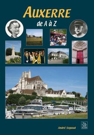 Couverture Auxerre de A à Z