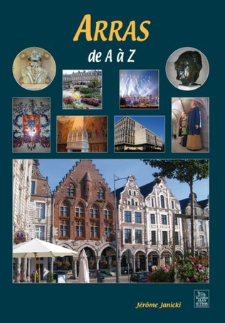Couverture Arras de A à Z