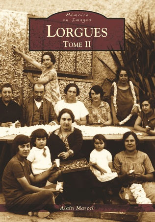 Couverture Lorgues - Tome II