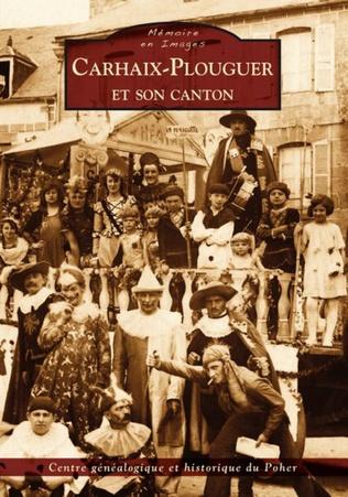 Couverture Carhaix-Plouguer et son canton