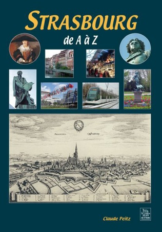 Couverture Strasbourg de A à Z