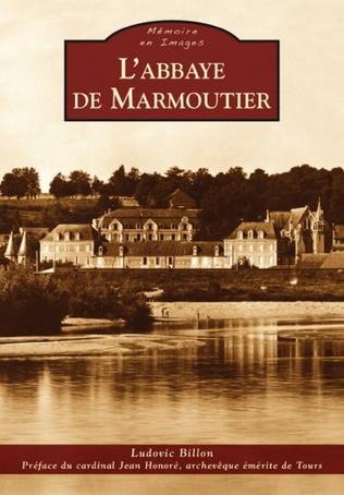 Couverture L'Abbaye de Marmoutier