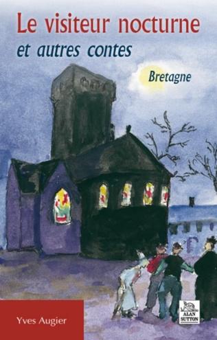 Couverture Le Visiteur nocturne et autres contes - Bretagne
