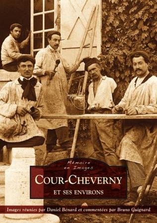 Couverture Cour-Cheverny et ses environs