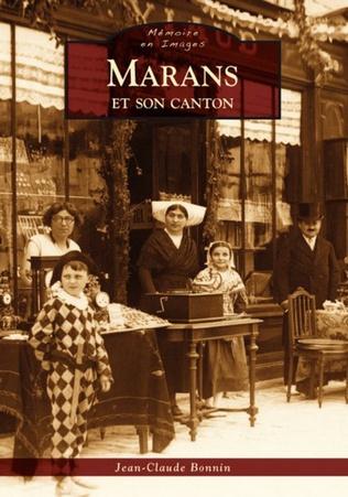 Couverture Marans et son canton