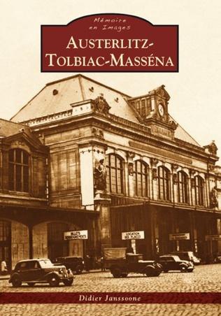 Couverture Austerlitz-Tolbiac-Masséna