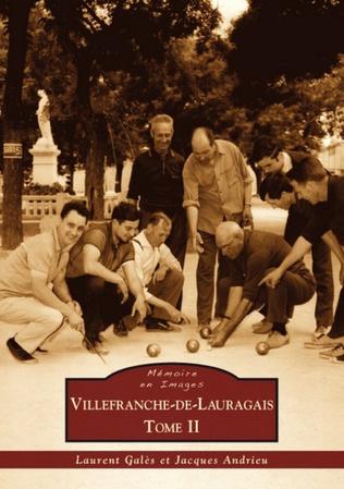 Couverture Villefranche-de-Lauragais - Tome II