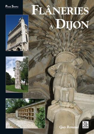 Couverture Flâneries à Dijon