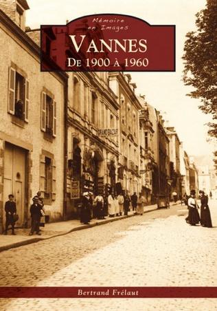 Couverture Vannes de 1900 à 1960