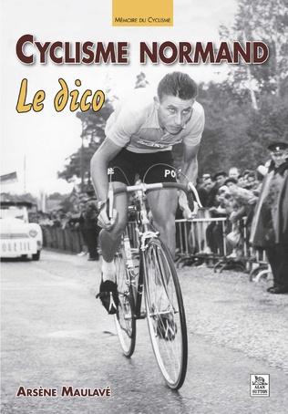 Couverture Cyclisme normand - Le dico