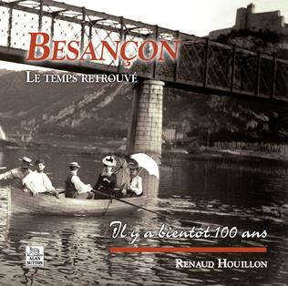 Couverture Besançon - Le temps retrouvé
