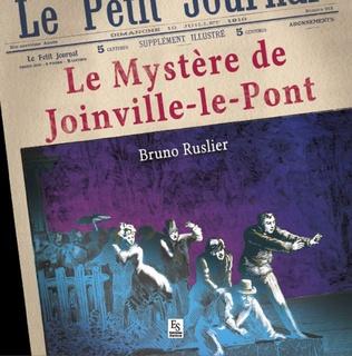 Couverture Le Mystère de Joinville-le-Pont