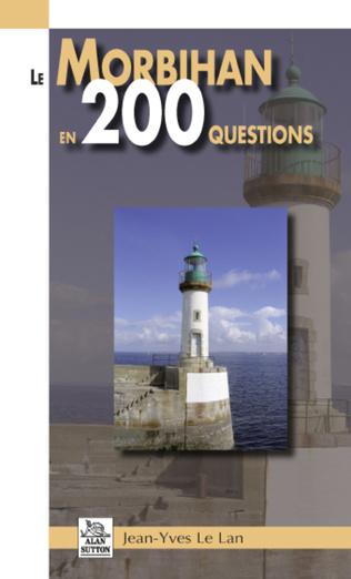 Couverture Le Morbihan en 200 questions