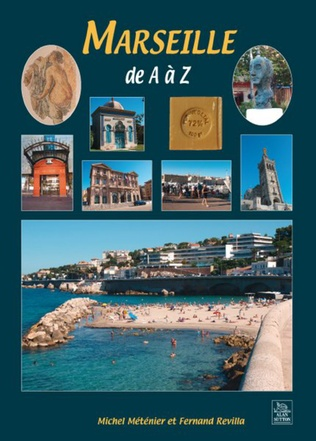 Couverture Marseille de A à Z