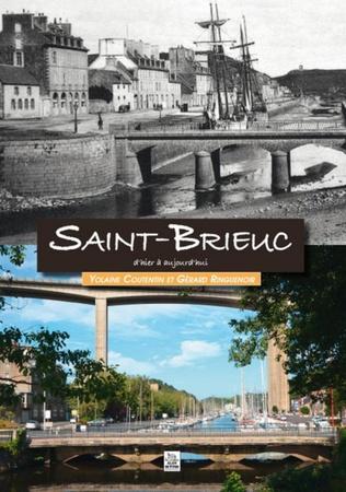Couverture Saint-Brieuc d'hier à aujourd'hui