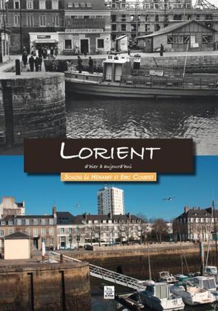 Couverture Lorient d'hier à aujourd'hui