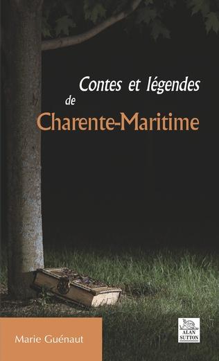 Couverture Contes et légendes de Charente-Maritime