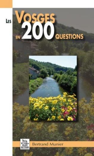 Couverture Les Vosges en 200 questions