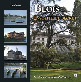 Couverture Blois insolite et secret