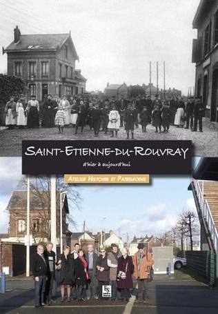 Couverture Saint-Etienne-du-Rouvray d'hier à aujourd'hui