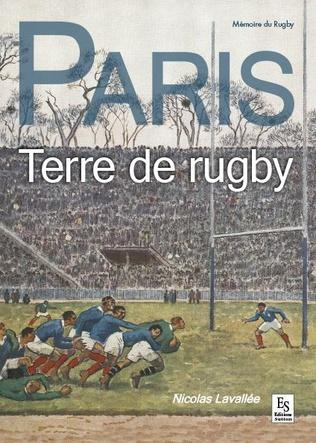 Couverture Paris - Terre de rugby