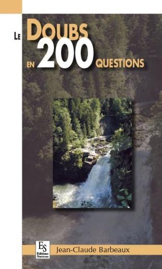 Couverture Le Doubs en 200 questions