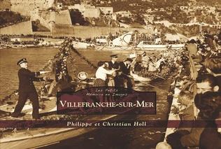 Couverture Villefranche-sur-Mer - Les Petits Mémoire en Images