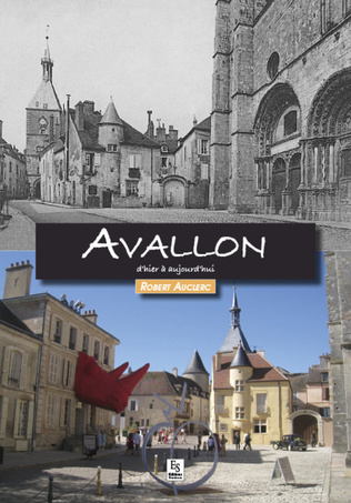 Couverture Avallon d'hier à aujourd'hui