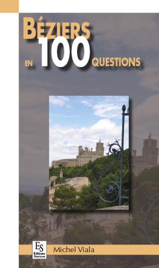Couverture Béziers en 100 questions