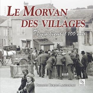 Couverture Le Morvan des villages