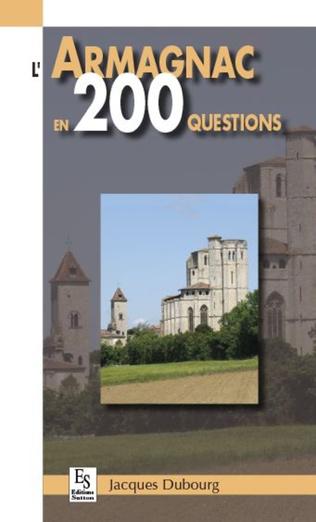 Couverture L'Armagnac en 200 questions