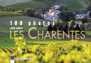 Couverture Charentes (100 photos pour aimer les)