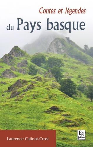 Couverture Contes et légendes du Pays Basque