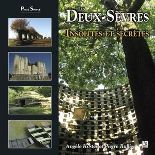 Couverture Les Deux-Sèvres - Insolites et secrètes