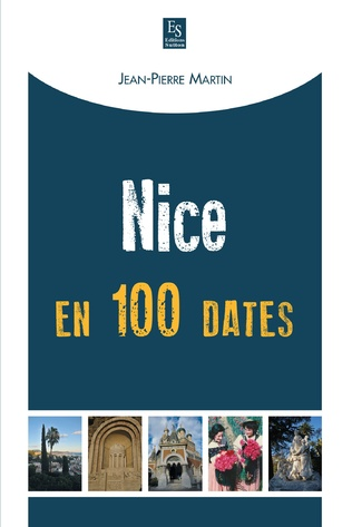 Couverture Nice en 100 dates