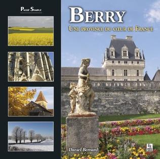Couverture Berry - Une province du coeur de France
